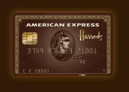 Harrods American Express