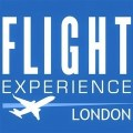 I try 'Flight Experience London' in Putney and land a Boeing 737