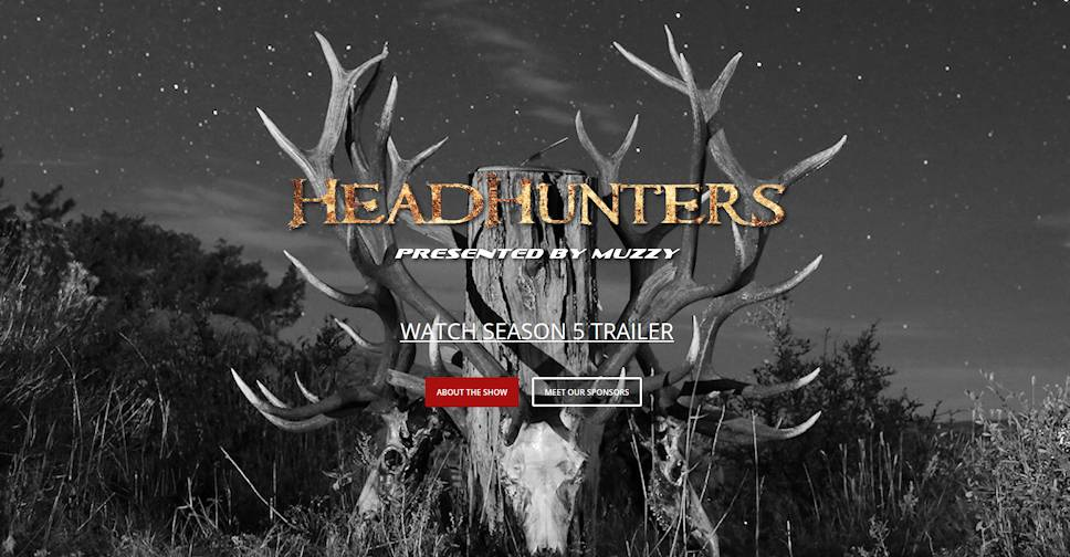HeadHunters TV Inside the world of hunting and outdoor television