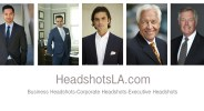 Corporate Headshots Los Angeles Photographer