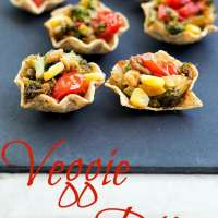 Veggie Bites Using Fresh Veggies