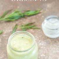 Avocado Dressing (Creamy And Vegan)