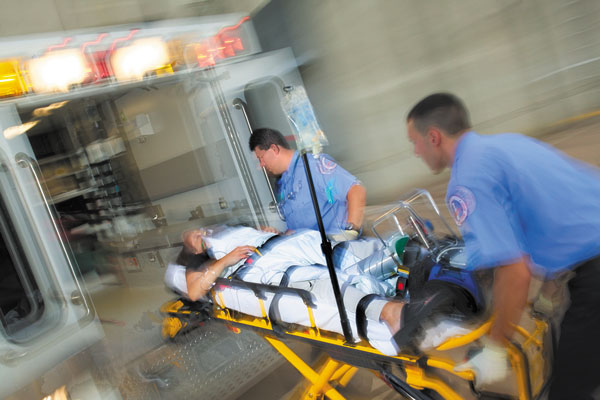 When chest pain strikes What to expect at the emergency room