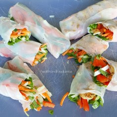 Cold Spring Rolls