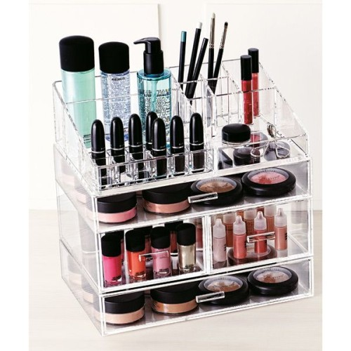 How To Store Your Makeup Like A Grown Up