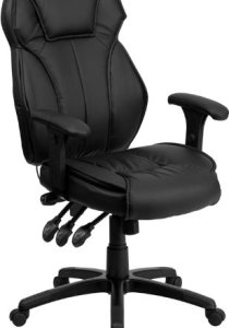 Flash Furniture High Back Best Ergonomic Office Chair