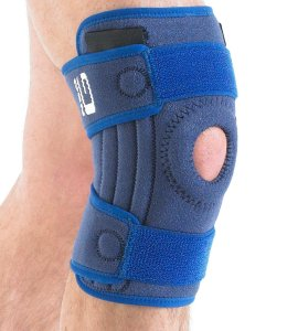 Neo G Medical Grade VCS Stabilized Open Knee with Patella Support