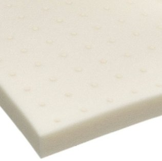 Sleep Joy 2 inch Ventilated Best Memory Foam Mattress Topper