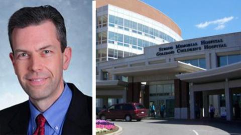 University of Rochester Medical Center names Thomas Barnett as CIO