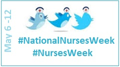 Nurses Week – #Hashtag Highlights