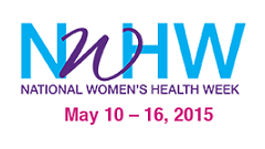 National Women's Check-Up Day May 11