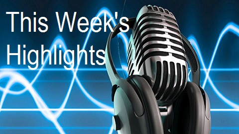 This Week's Highlights