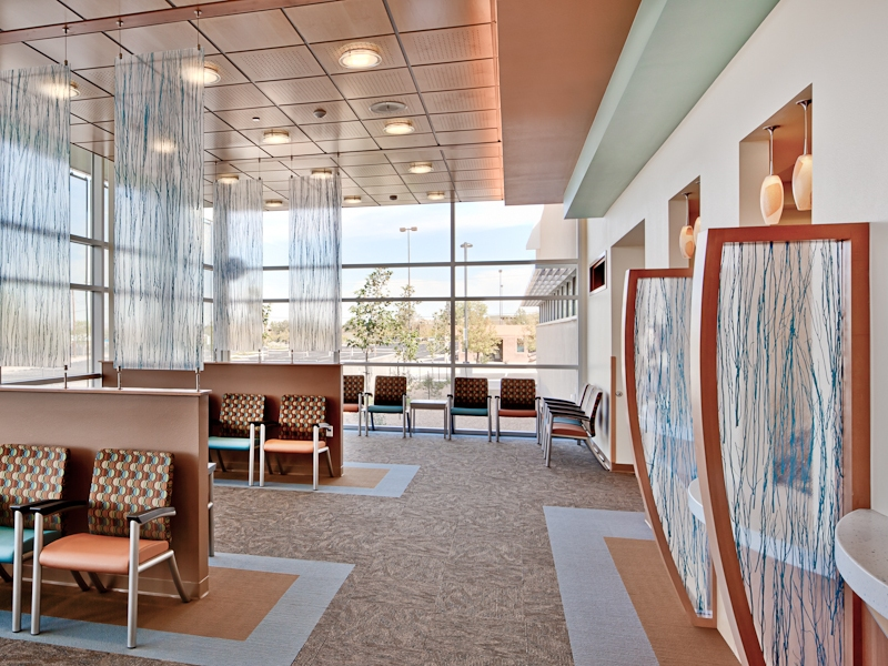 Another waiting room design example In this day and age, should