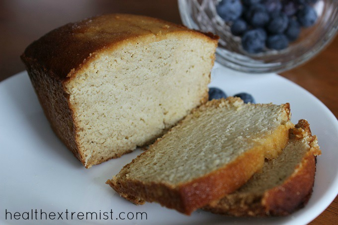 Paleo Old Time Bread