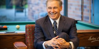 Governor Jay Inslee