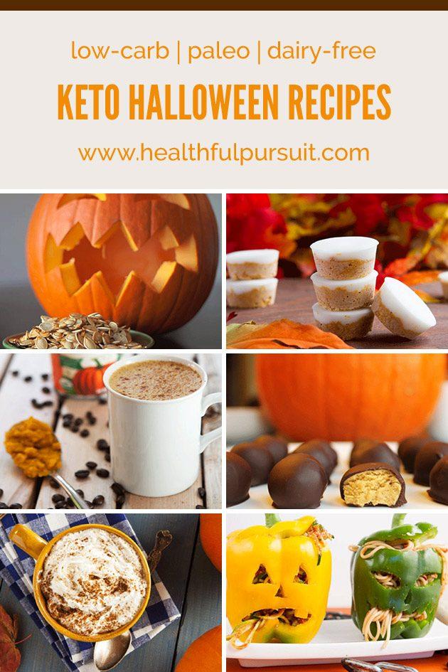 17 Keto Halloween Recipes Healthful Pursuit