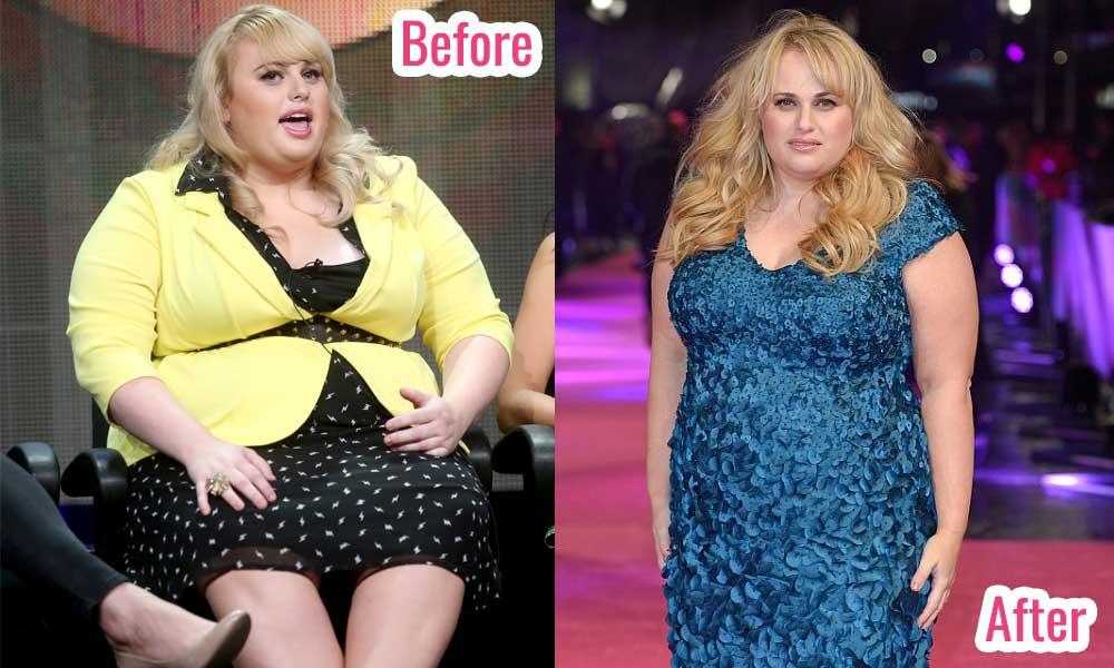 Rebel Wilson Weight Loss Healthicu
