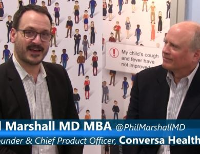 West Shell III Phil Marshall MD Conversa Health