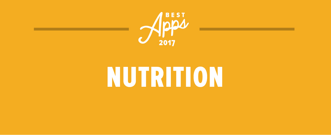 Best Nutrition Apps of 2017