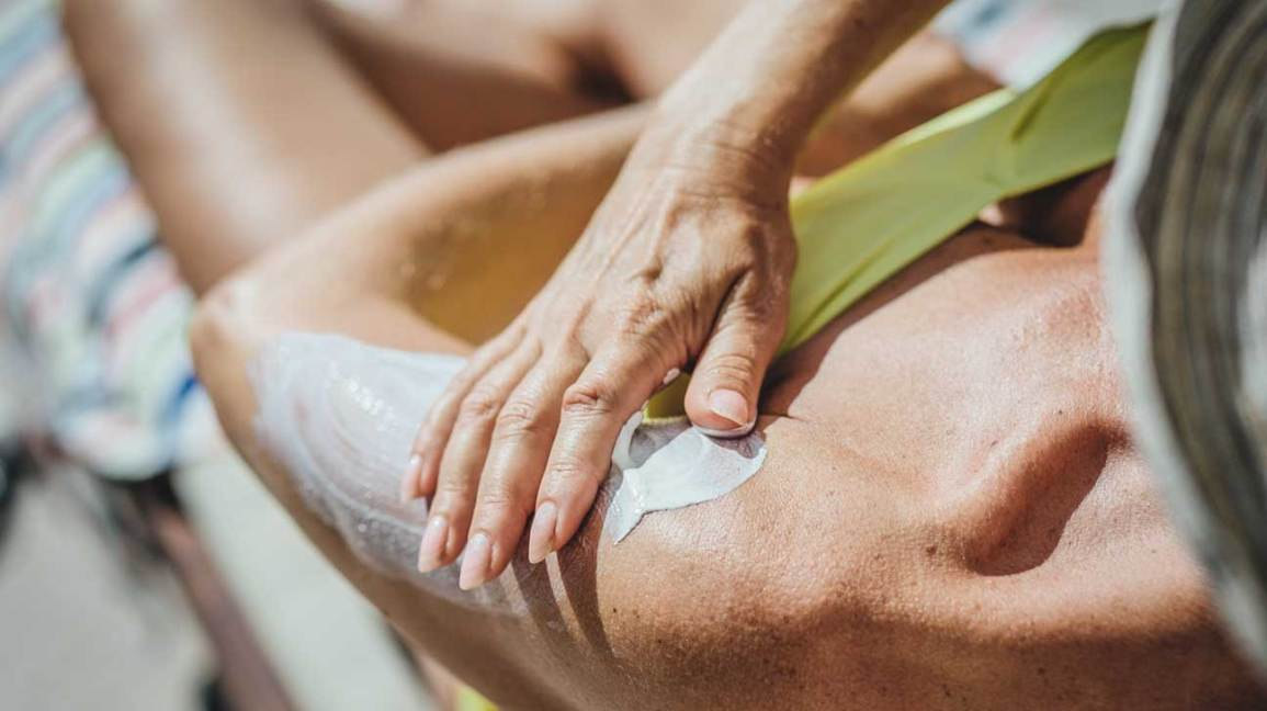Scientists Developing 'Natural' Sunscreen