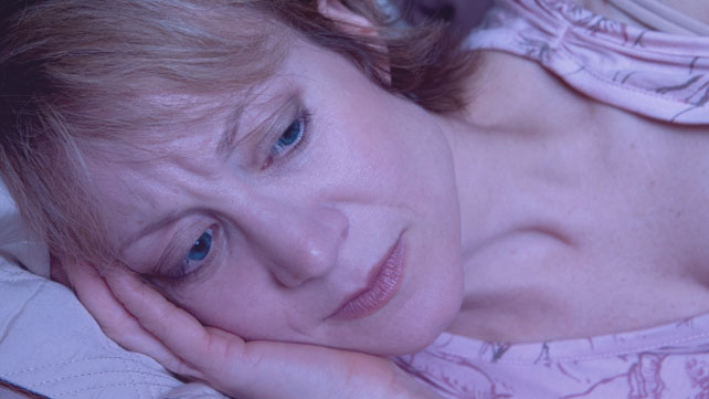 Women May Have Trouble Sleeping for Years Before Menopause