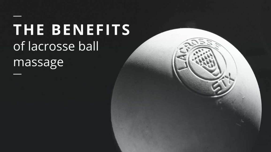 How to Perform a Lacrosse Ball Massage on Sore Muscles