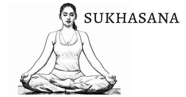 How To Do The Sukhasana And What Are Its Benefits