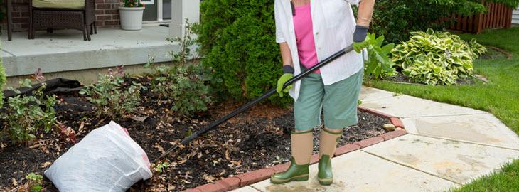 Yard work giving you back pain? HealthPartners