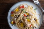 Grilled Chicken and Pepper Pasta-3