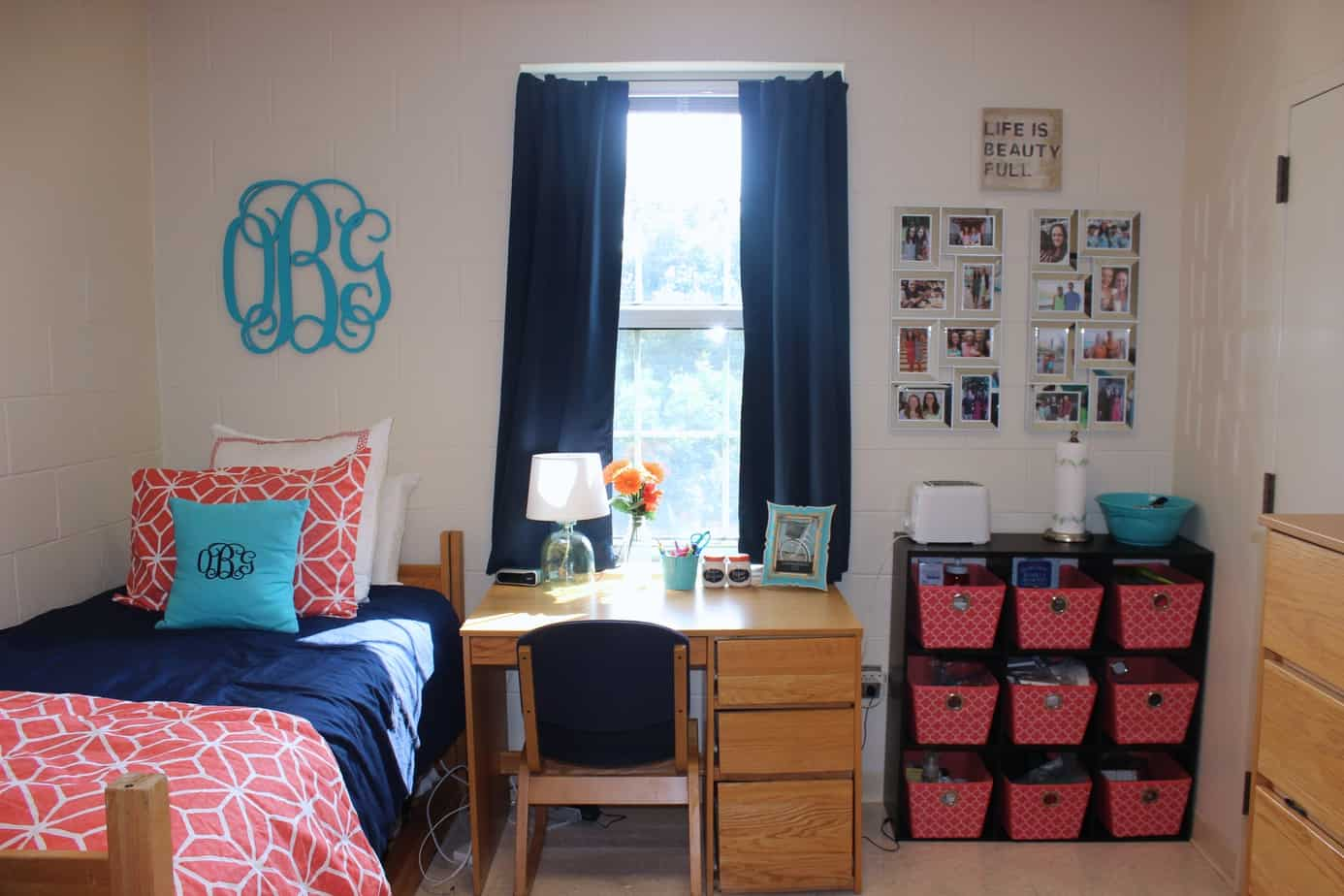 How To Address Mail To A Dorm Room