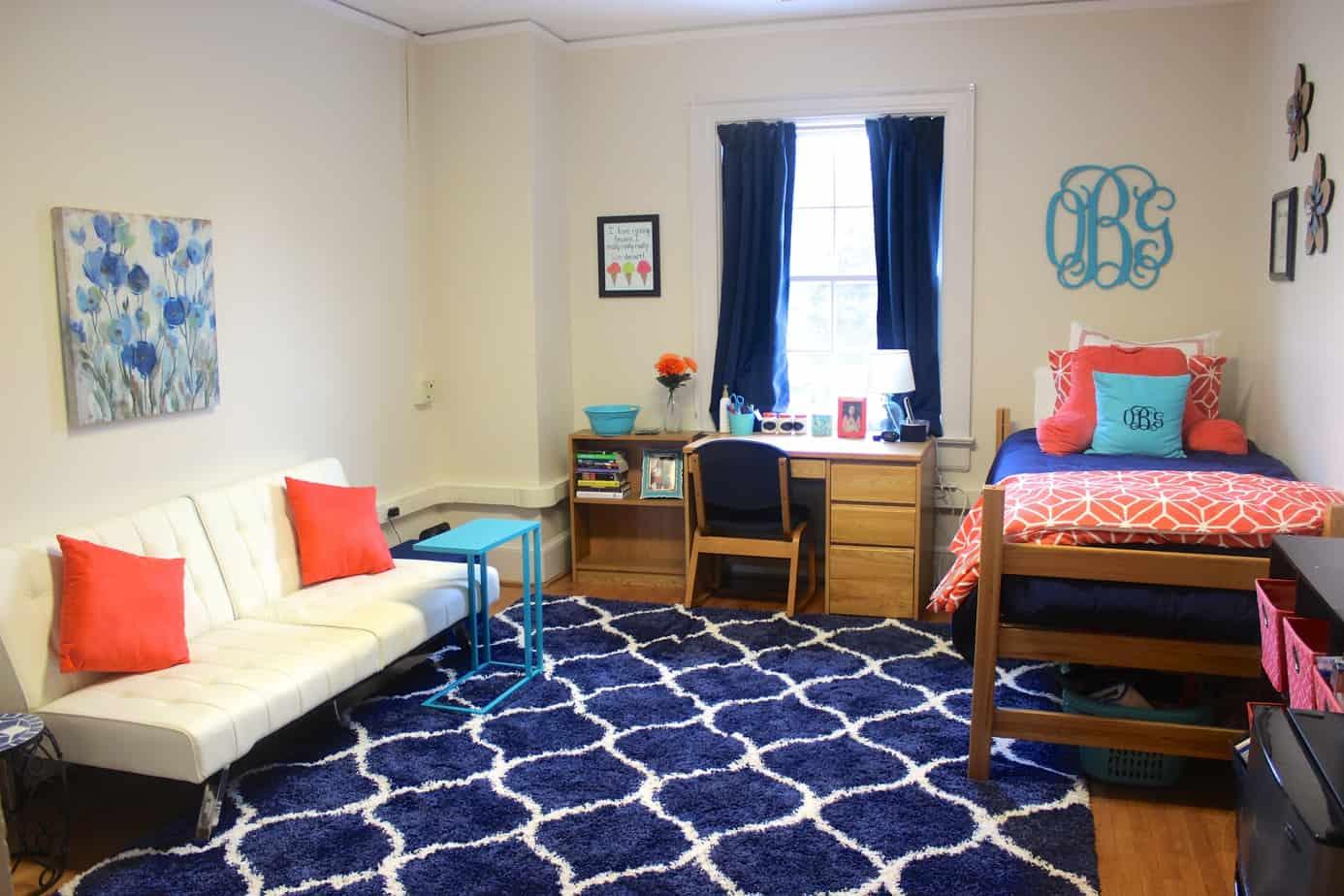 Sophomore Dorm Room Tour Healthy Liv