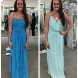 Bridesmaid Dress Shopping