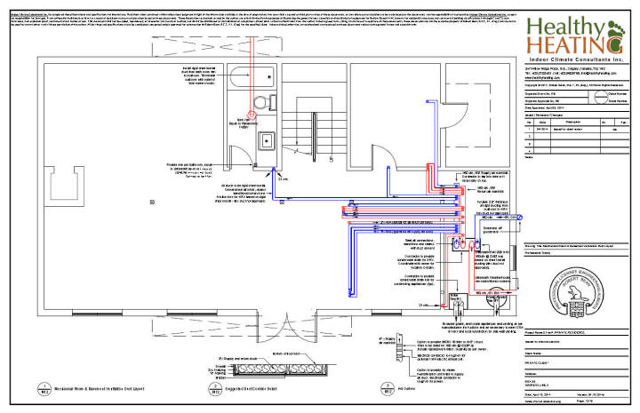 Sample set #3 design, drawings and specifications for residential