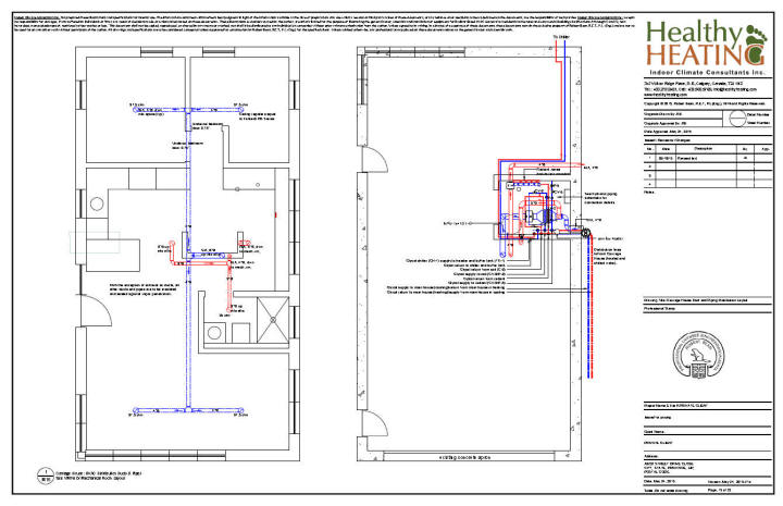 Residential Hvac Drawing Wiring Schematic Diagram
