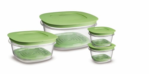 Rubbermaid 7j93 Produce Saver Square Food Storage