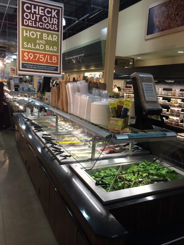 fresh market salad bar - Romeolandinez