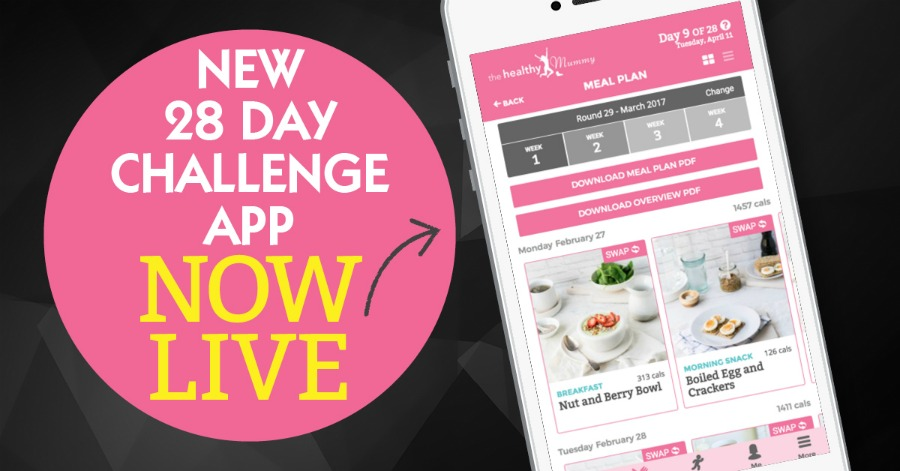 Top 7 ways to get the most out of your 28 Day Weight Loss Challenge App