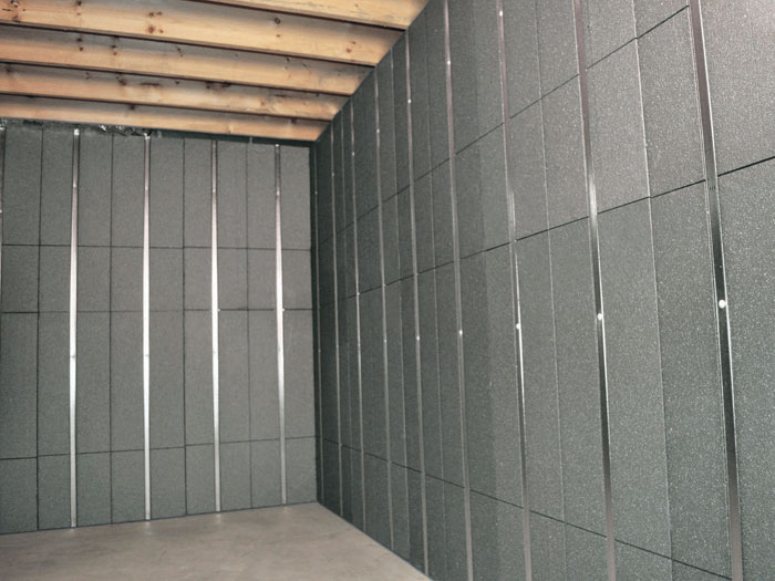 Basement Wall Panels In Owensboro, Evansville, Radcliff, Indiana and - Concrete Wall Insulation