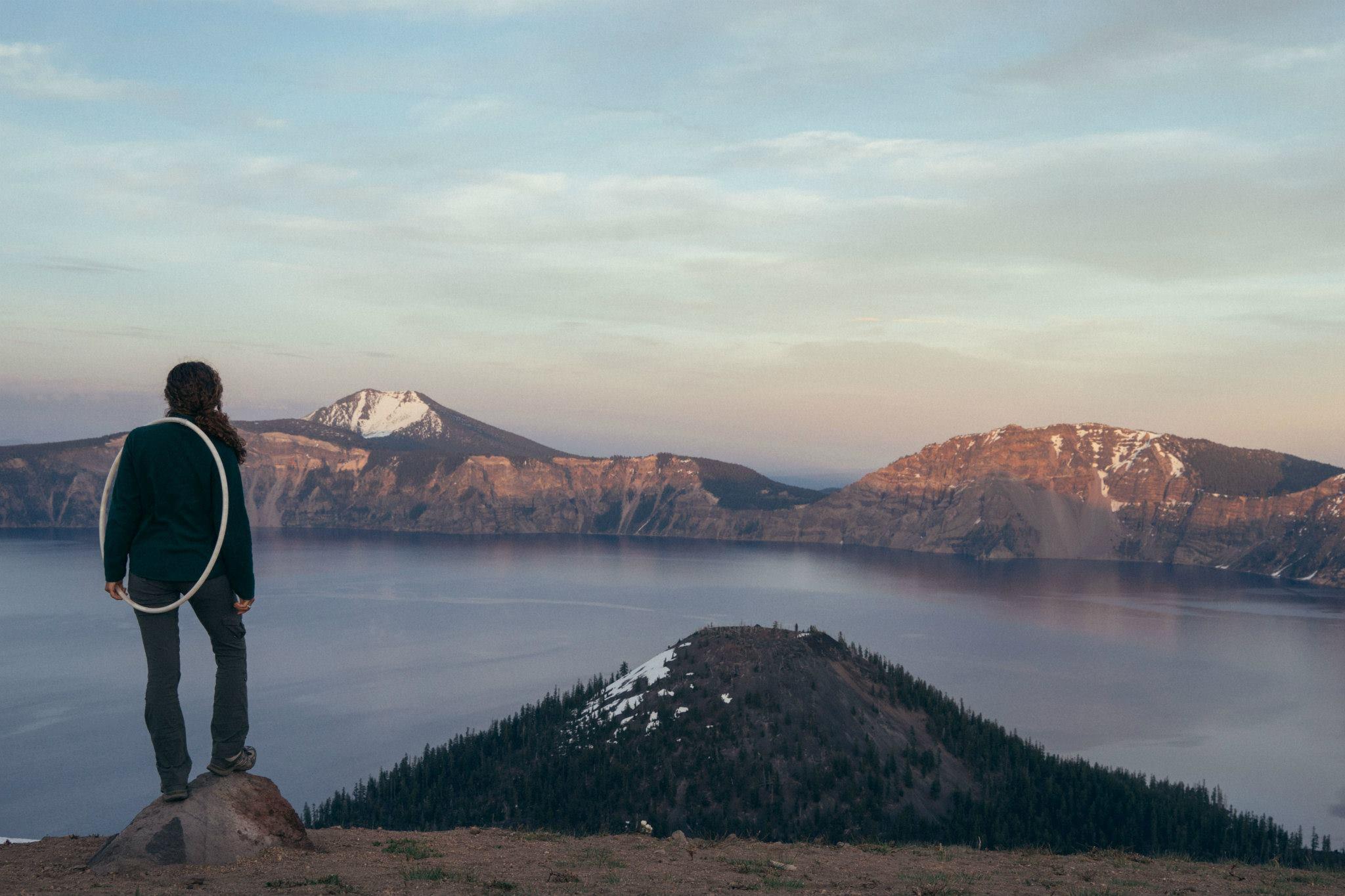 Crater Lake National Park >> Redwood National Park