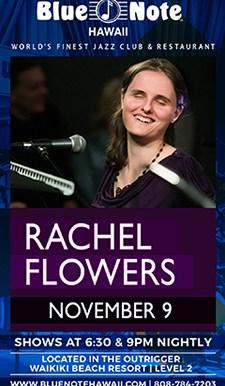 Rachel in Hawaii