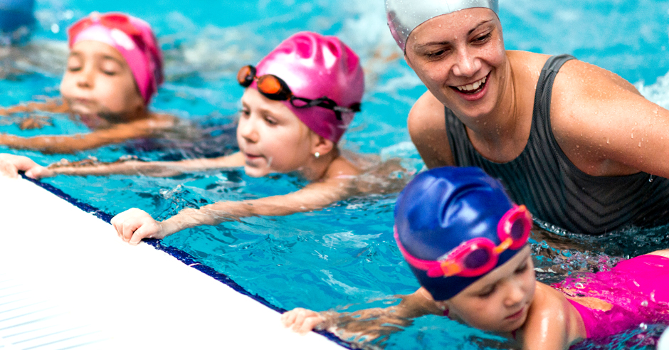 5 tips for teaching a deaf child to swim