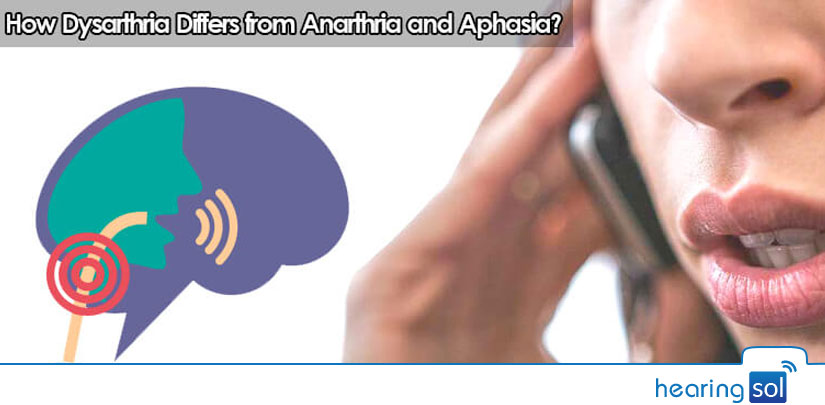 How Dysarthria Differs from Anarthria and Aphasia? - Hearing Sol