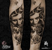 Dr Pepper /     Heartbeatink Tattoo Magazine