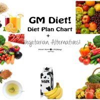 GM Diet Plan: Diet Chart, My Experience, Daily Updates + Tips!