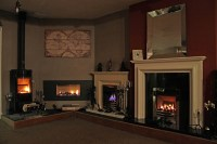 Hearth and Home - Penrith, Cumbria. / Fireplaces