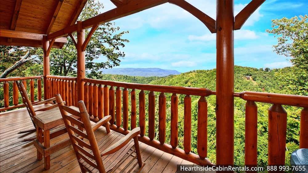Fall In The Smoky Mountains Wallpaper Top 5 Reasons To Stay At A Secluded Pigeon Forge Cabin