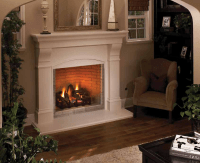 Superior DRT4000 Series Direct Vent Fireplaces
