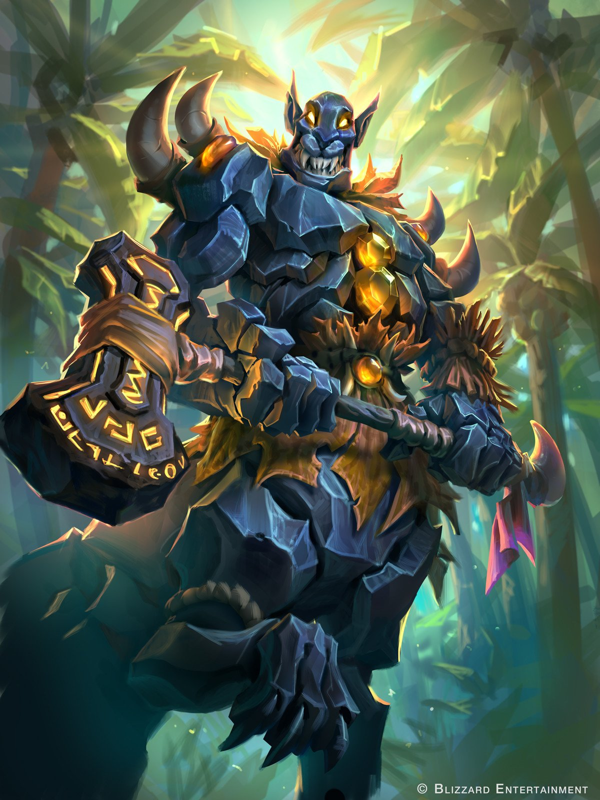 Fall Of The Lich King Wallpaper Journey To Un Goro Full Card Art Roundup Hearthstone Top