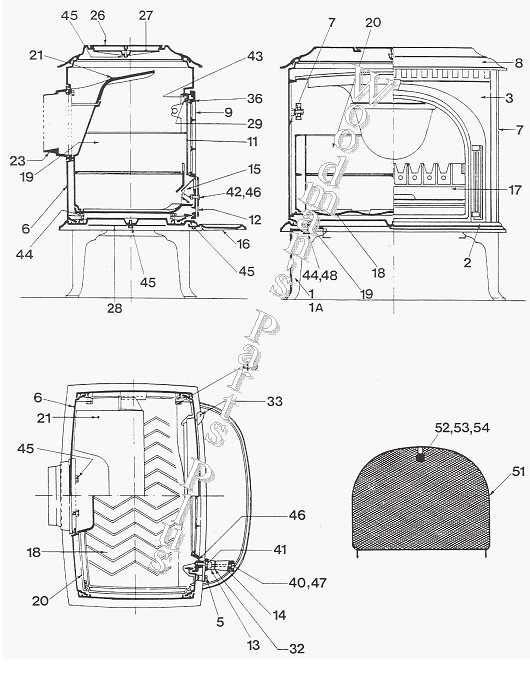 buck stove 28000 wiring diagram
