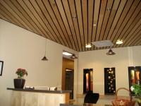 Wood Ceilings | Heartland Acoustics & Interiors